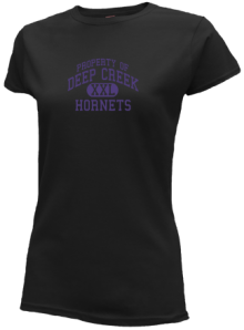 Deep Creek Middle School  Slimfit T-Shirts