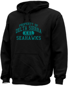 Delta Sierra Middle School  Hoodies