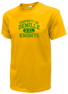 Demille Middle School  T-Shirts