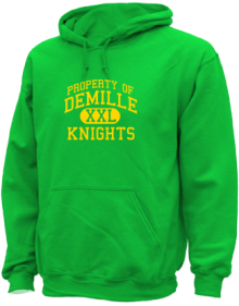 Demille Middle School  Hoodies
