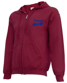 Deming Middle School  Zip-up Hoodies