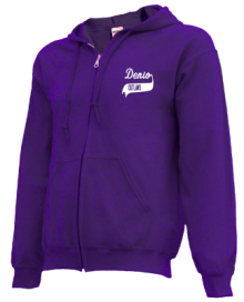 Denio Elementary School  Zip-up Hoodies