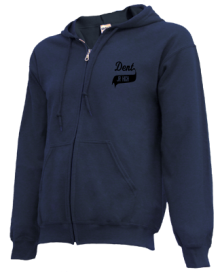 Dent Middle School  Zip-up Hoodies