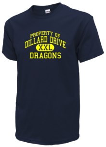 Dillard Drive Middle School  T-Shirts