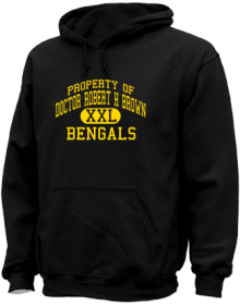 Doctor Robert H Brown Middle School  Hoodies