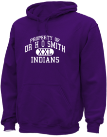 Dr H O Smith Elementary School  Hoodies