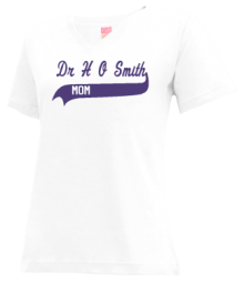 Dr H O Smith Elementary School  V-neck Shirts