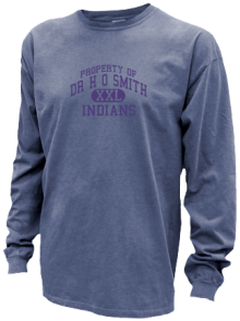 Dr H O Smith Elementary School  Pigment Dyed Shirts