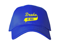 Drake Middle School  Baseball Caps
