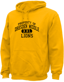 Dresden Middle School  Hoodies