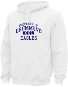 Drummond Elementary School  Hoodies