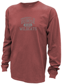 Dubose Middle School  Pigment Dyed Shirts