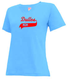 Dulles Middle School  V-neck Shirts