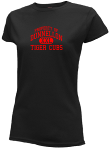 Dunnellon Middle School  Slimfit T-Shirts