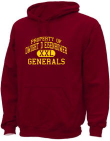 Dwight D Eisenhower Middle School  Hoodies