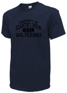 Dzantik'i Heeni Middle School  T-Shirts
