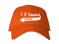 E B Comstock Middle School  Baseball Caps