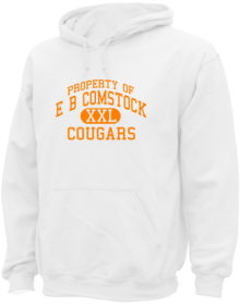E B Comstock Middle School  Hoodies