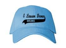 E Lawson Brown Middle School  Baseball Caps
