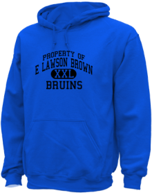 E Lawson Brown Middle School  Hoodies