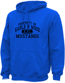 Earle B Wood Middle School  Hoodies
