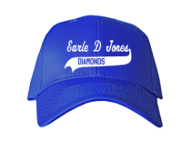 Earle D Jones Elementary School  Baseball Caps