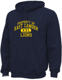 East Camden Middle School  Hoodies