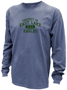 East Lake Elementary School  Pigment Dyed Shirts