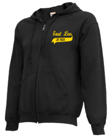 East Lee Middle School  Zip-up Hoodies