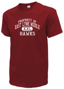 East Lyme Middle School  T-Shirts