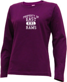 East Middle School  Long Sleeve Shirts