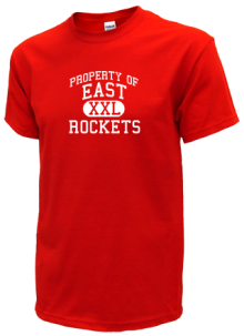 East Middle School  T-Shirts