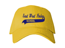 East West Finley School  Baseball Caps