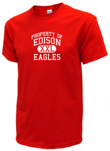 Edison Middle School  T-Shirts