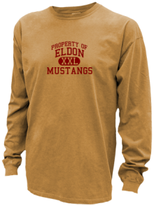 Eldon Middle School  Pigment Dyed Shirts