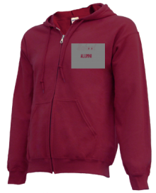 Elementary School 1  Zip-up Hoodies