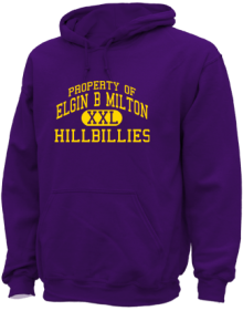 Elgin B Milton Elementary School  Hoodies