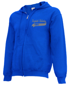 Elizabeth Holladay Elementary School  Zip-up Hoodies