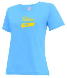 Elkin Elementary School  V-neck Shirts
