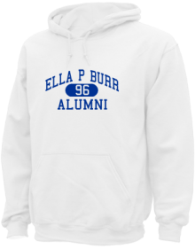 Ella P Burr School  Hoodies