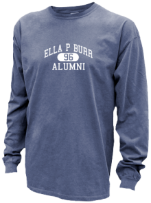 Ella P Burr School  Pigment Dyed Shirts