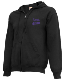 Emma Elementary School  Zip-up Hoodies