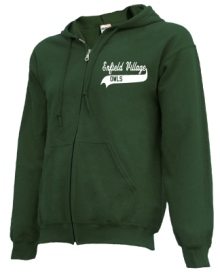 Enfield Village School  Zip-up Hoodies