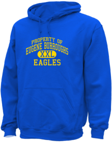 Eugene Burroughs Middle School  Hoodies