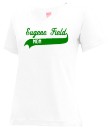 Eugene Field Elementary School  V-neck Shirts