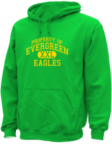 Evergreen Elementary School  Hoodies