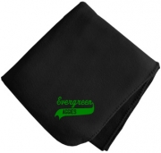 Evergreen Junior High School Blankets