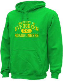 Evergreen Middle School  Hoodies