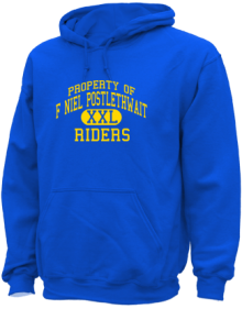F Niel Postlethwait Middle School  Hoodies