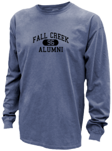 Fall Creek Elementary School  Pigment Dyed Shirts